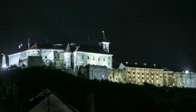 Мукачівський замок «Паланок» засяє до Дня міста