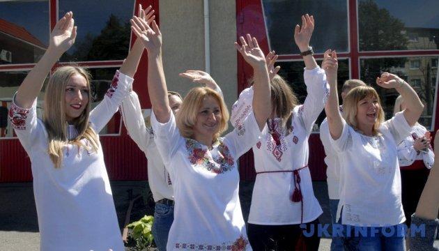 У Вінниці почався студентський фестиваль просто неба