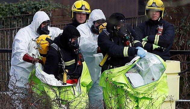 Британія готує звинувачення третьому підозрюваному в отруєнні Скрипалів