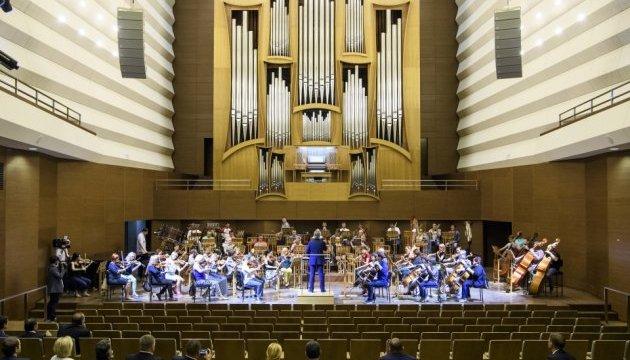 Гройсман сказав, коли закінчиться 12-річний ремонт Харківської філармонії