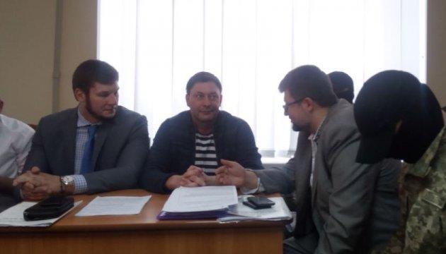Вишинський заявив, що відмовляється від українського громадянства