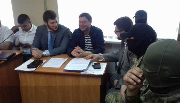 Суд арестовал Вышинского на два месяца