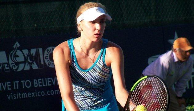 Теніс: Надія Кіченок зазнала поразки в другому колі парного турніру WTA в Римі