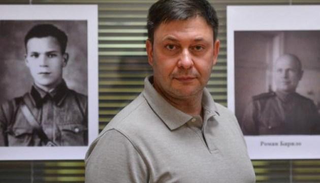 Вишинський відмовився коментувати російську медаль