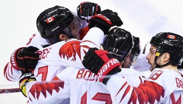 Канада перемогла Росію в 1/4 фіналу чемпіонату світу з хокею