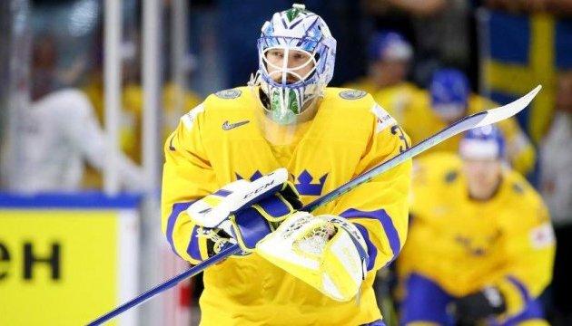Шведи розгромили США і стали першими фіналістами чемпіонату світу з хокею