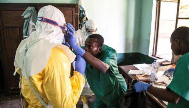 У ДР Конго зафіксували Еболу в місті