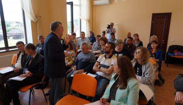На Харківщині обговорили переваги сільськогосподарської кооперації
