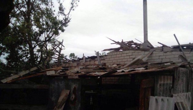 Beschuss von zwei Ortschaften in der Ostukraine: Polizei ermittelt wegen Terroranschlag