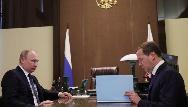Лавров, Шойгу і Кº: Путіну запропонували