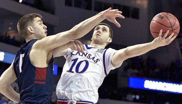 Український баскетболіст Михайлюк став кращим на драфт-комбайні НБА
