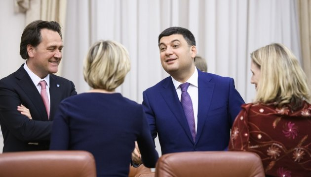 Groysman: Cooperation with World Bank contributes to economic growth of Ukraine