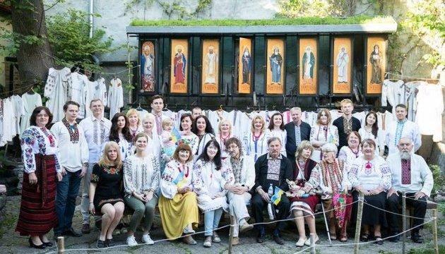 Діаспора Талліна відсвяткувала День вишиванки