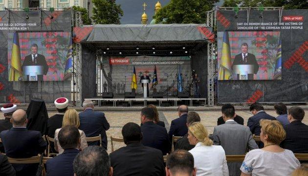 Наказание за агрессию РФ в Украине неизбежно, как Страшный суд - Порошенко