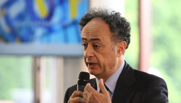 Mingarelli hopes that EU will study Klimkin's proposal to impose sanctions for Kerch bridge construction