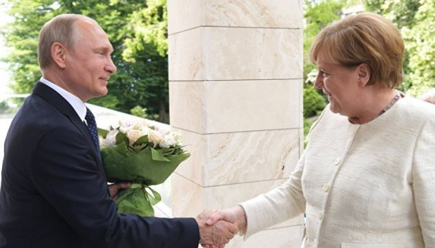 Ukraine should remain gas transit country after construction of Nord Stream 2 – Merkel