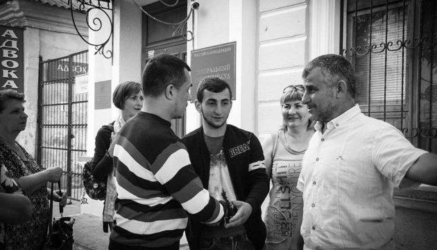 Окупанти закрили справу проти Асанова - учасника акції у Сімферополі