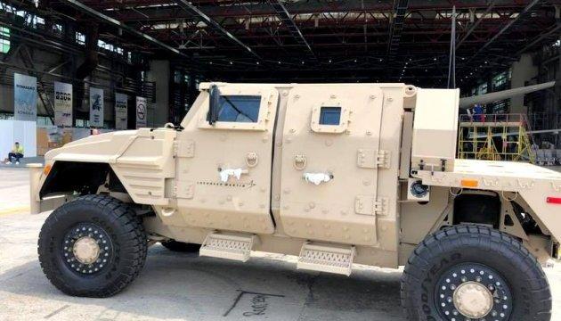 Румунія планує випускати багатоцільові армійські позашляховики