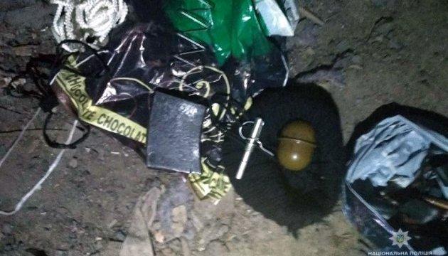 Затримали зловмисників, які підпалили гральний заклад на Черкащині