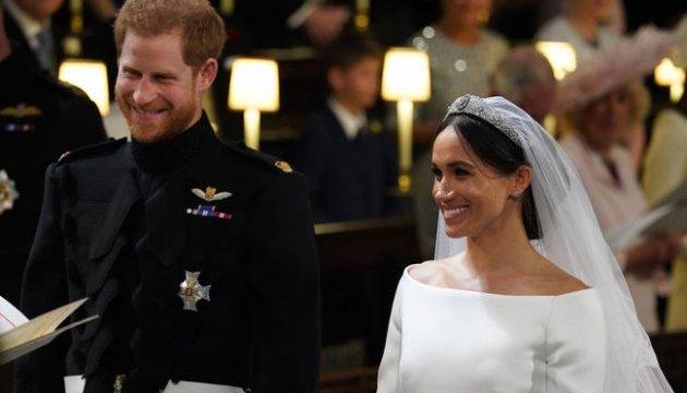 Канада зробила подарунок до весілля принца Гаррі і Меган Маркл