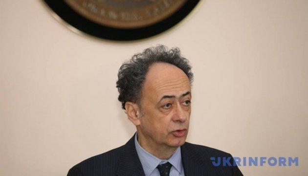 Mingarelli: Ucrania nunca quedará sola en el camino europeo