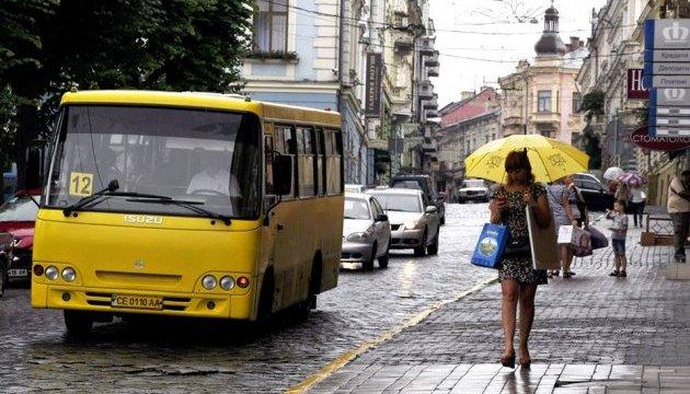 В Черновцах подорожал проезд в маршрутках