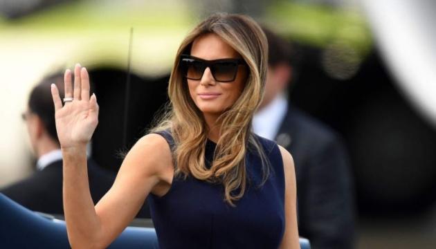 Мелания Трамп раскритиковала каламбур о ее сыне во время слушаний по делу импичмента
