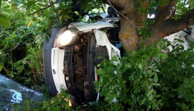 На Николаевщине разбился микроавтобус, пятеро погибших