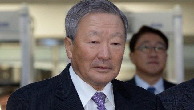 У Сеулі помер голова LG Group