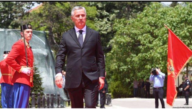 Чорногорський президент заявив про готовність перейти в опозицію