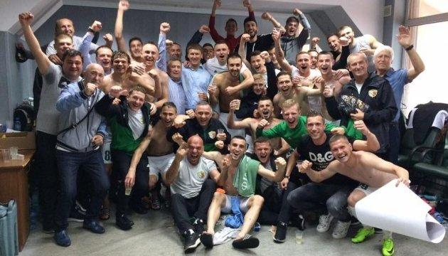 «Ворскла» напряму потрапила у груповий турнір Ліги Європи
