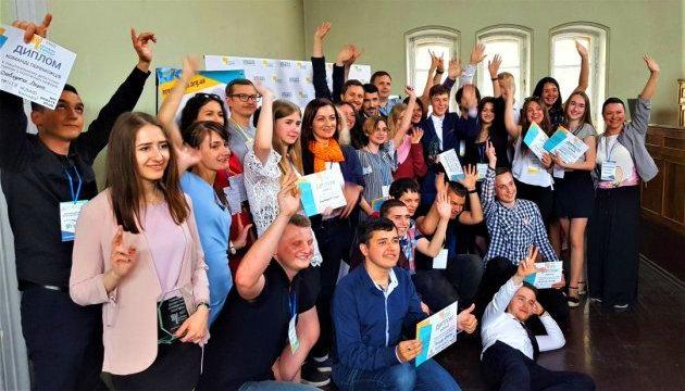 Дебатний турнір з політичних реформ: Наскільки здатна молодь міняти країну?