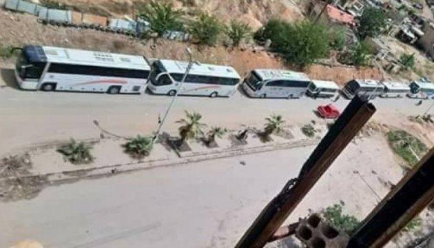 Запад Сирии переходит под полный контроль Асада - наблюдатели
