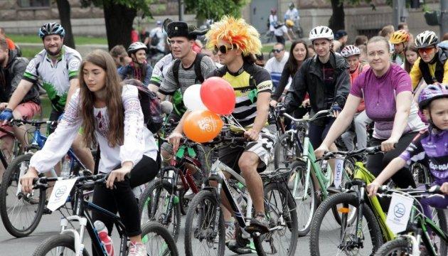 У Харкові велопробіг зібрав 25 тисяч учасників