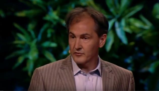 TED надихає: Як мова змінила людство?