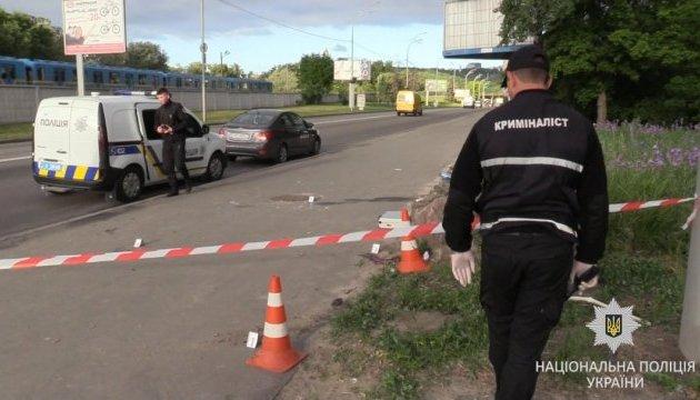 Стрельба в столичном Гидропарке: полиция проводит проверку