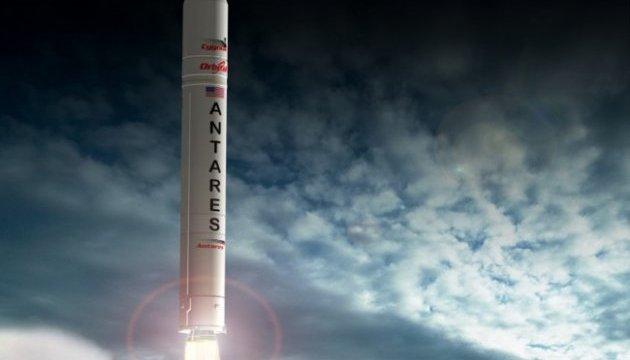 Разработанный при участии Украины Antares стартовал из США на МКС