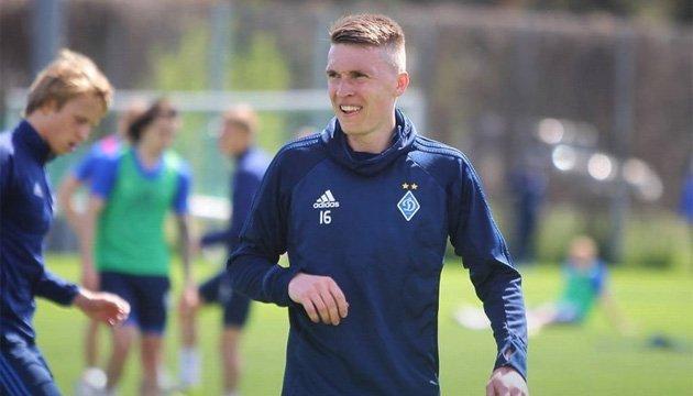 Футбол: Сидорчук заменит Буяльского в сборной Украины