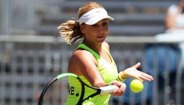 Теннис: Надежда Киченок пробилась в четвертьфинал парного турнира в Страсбурге
