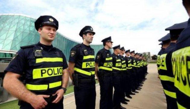 В грузинской столице заработала туристическая полиция