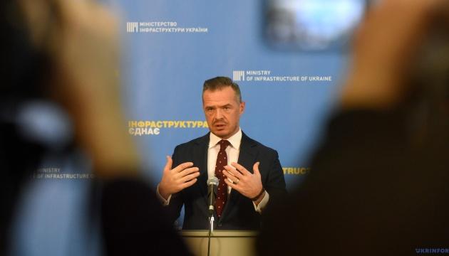 Глава Укравтодора уходит в отставку