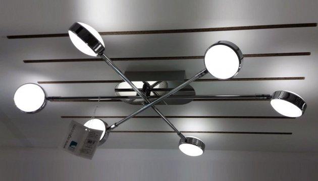 Как выбрать светодиодную люстру