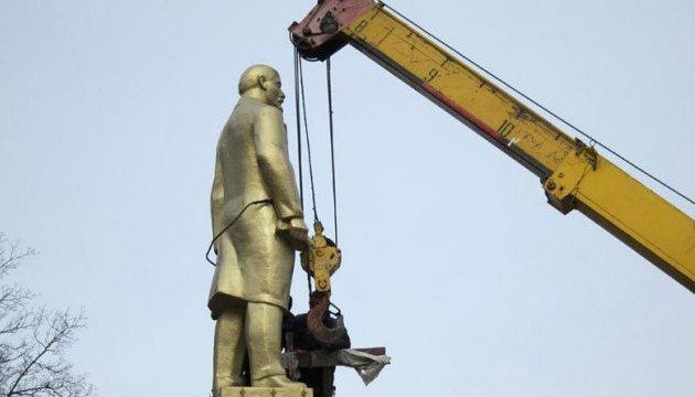 На изюмского бронзового Ленина не нашлось покупателей