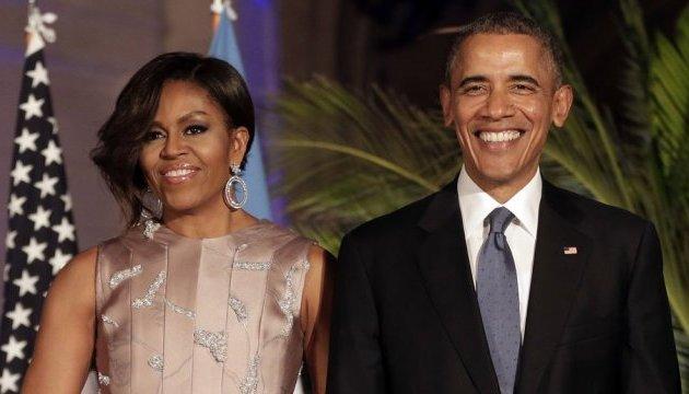 Барак і Мішель Обама підписали контракт з Netflix