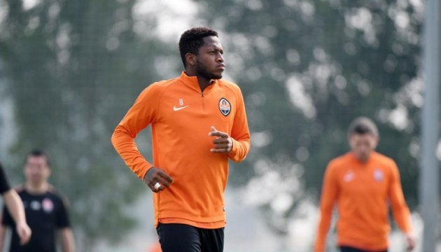 Shakhtar wants EUR 60 mln from Manchester United for Fred