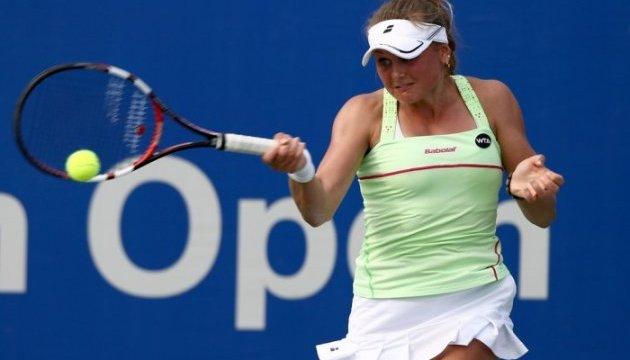 Теннис: Козлова проиграла в первом круге турнира WTA в Нюрнберге