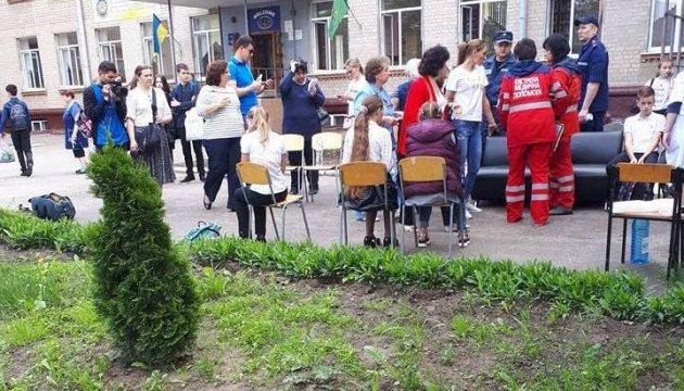 Очередной инцидент в школе: 30 харьковских детей обратились к медикам