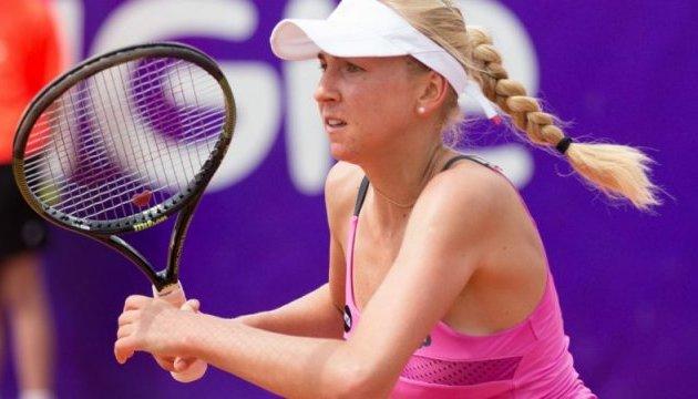 Надежда Киченок вышла в парный финал на турнире WTA в Страсбурге