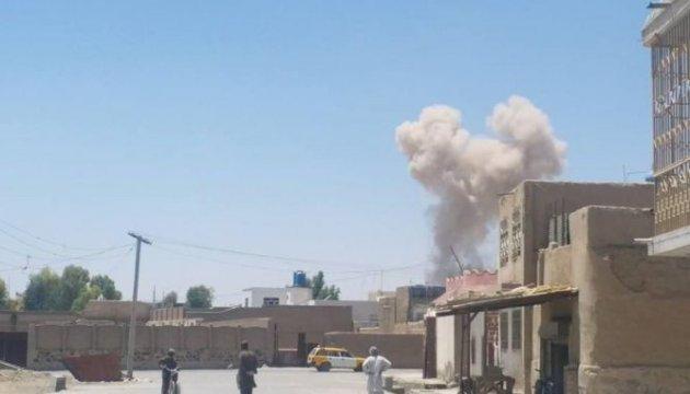 У Кабулі підірвали автомобіль посольства Італії