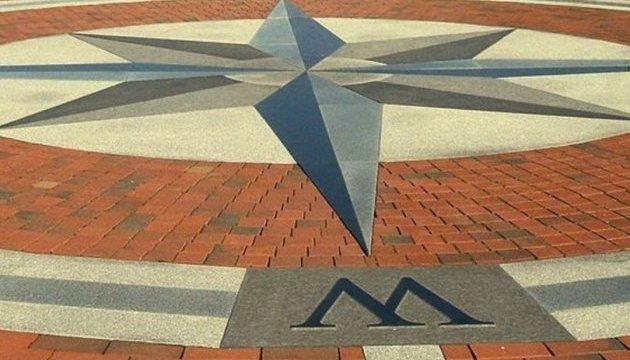 Под Житомиром планируют установить знак центра Европы